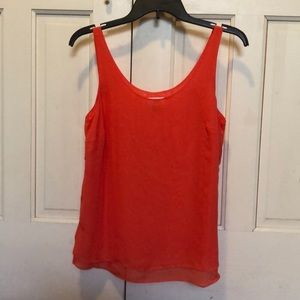 🌺OLD NAVY CORAL TANK